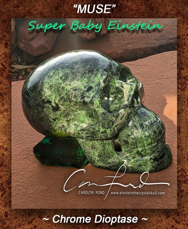 Chrome Diopside, Super Baby Einstein