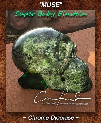 Chrome Diopside, Super Baby Einstein