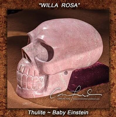 Baby Einstein, THULITE Skull