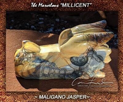 Maligano Jasper-DRAGON - The Marvealous