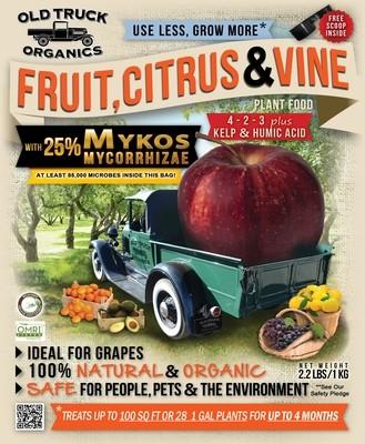 Fruit, Citrus & Vine