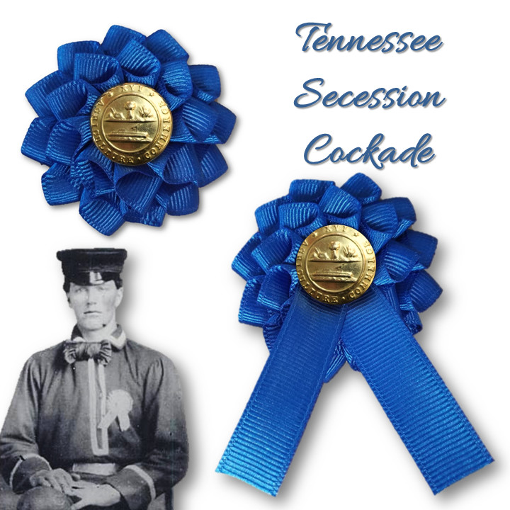 Tennessee Secession Cockade