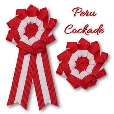 Peru Cockade