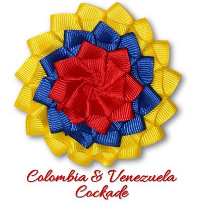 Columbia & Venezuela Cockade