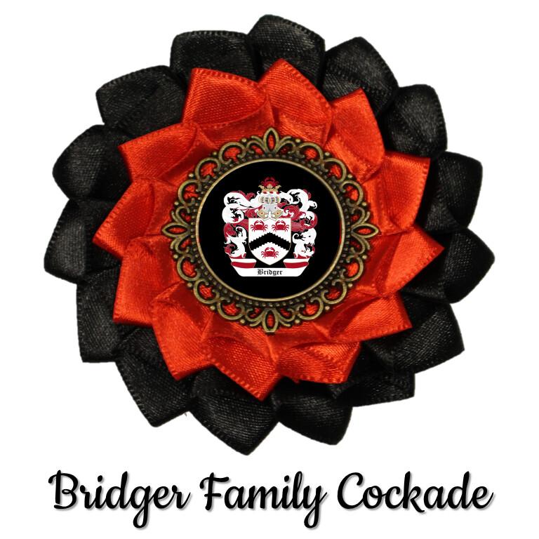 Bridger Family Cockade