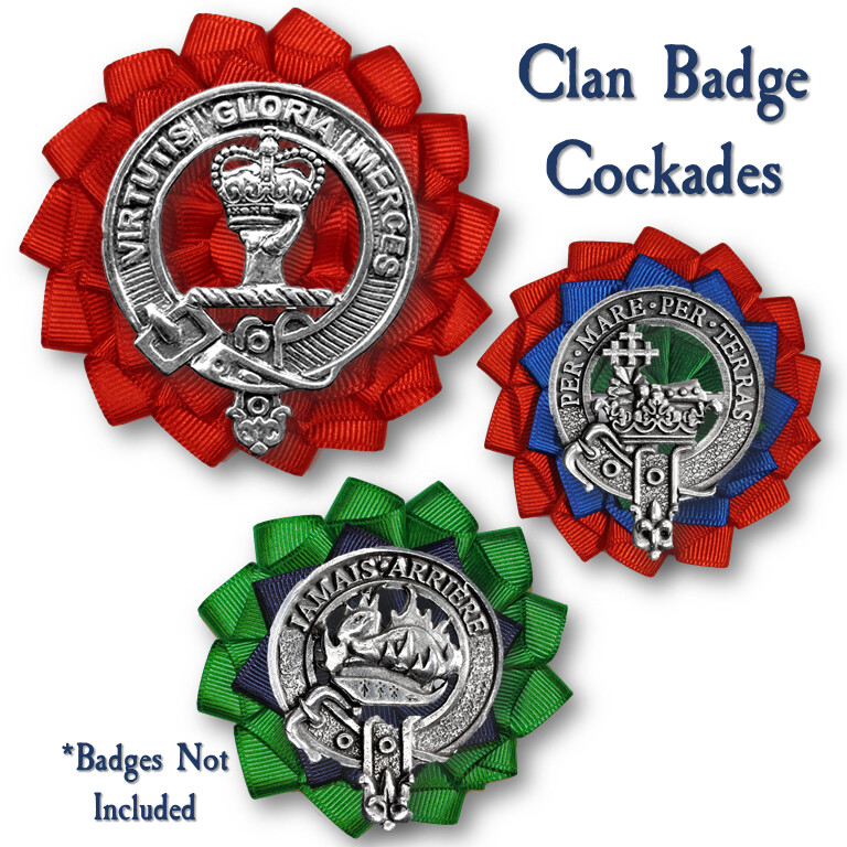 Clan Badge Cockade