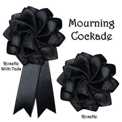 Mourning Cockade