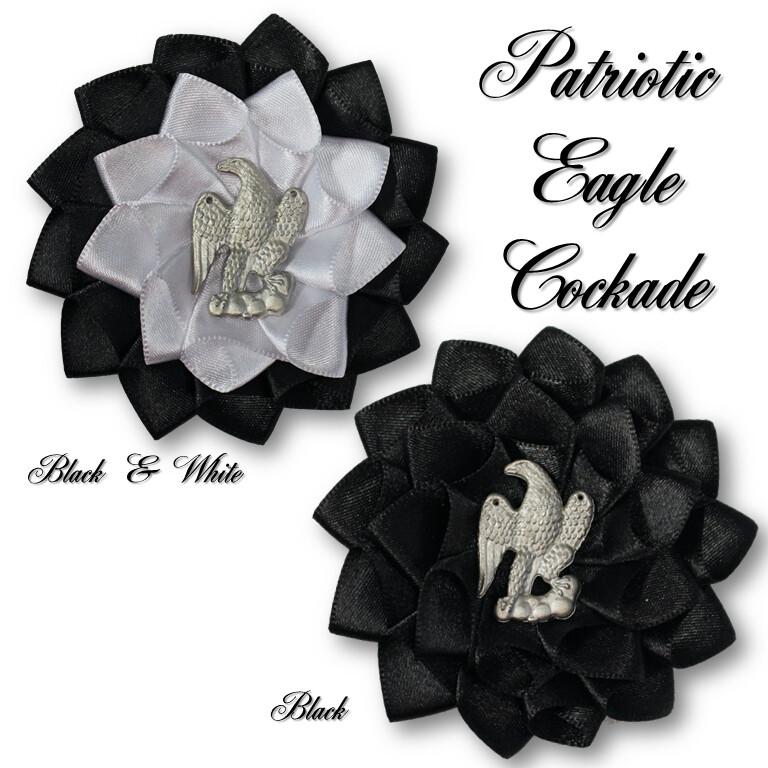 Patriotic Eagle Cockade