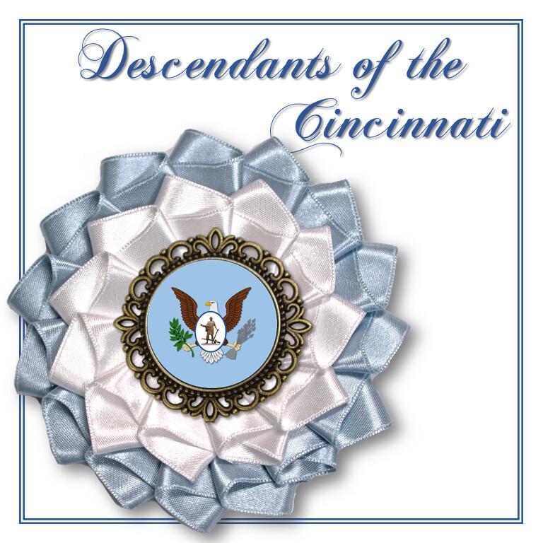 Descendants of the Cincinnati Cockade