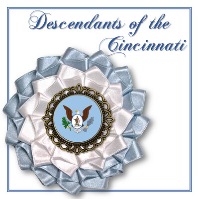 Descendants of the Cincinnati Cockade