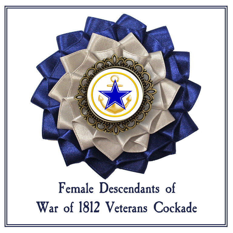 Female Descendants of War of 1812 Veterans