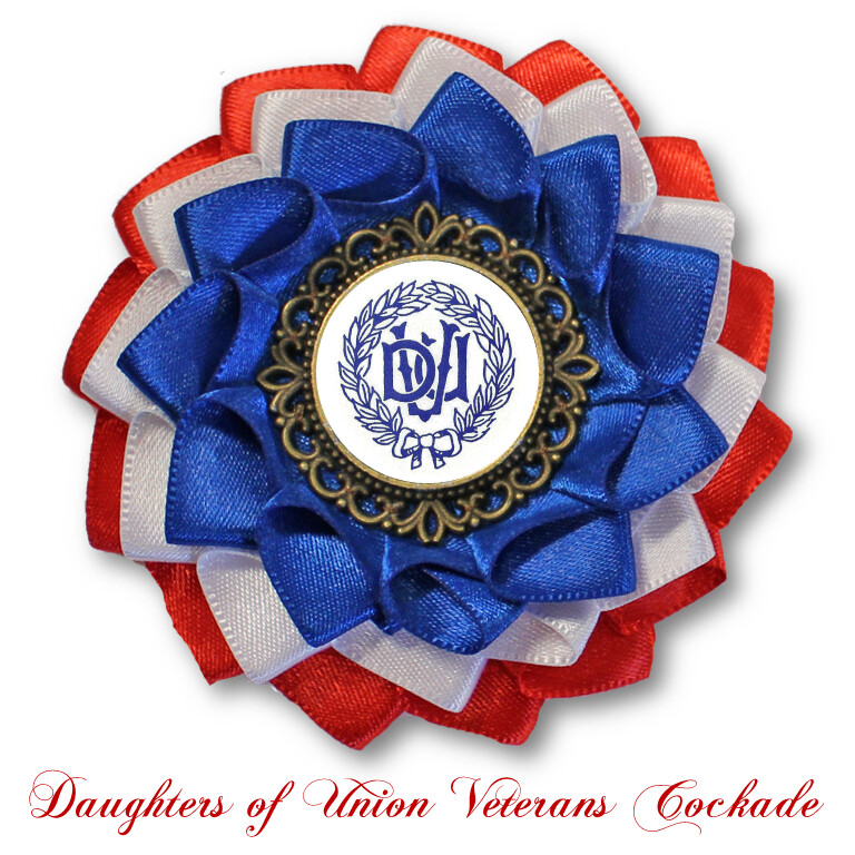 Daughters of Union Veterans Cockade