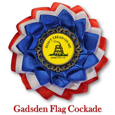 Gadsden Flag Cockade
