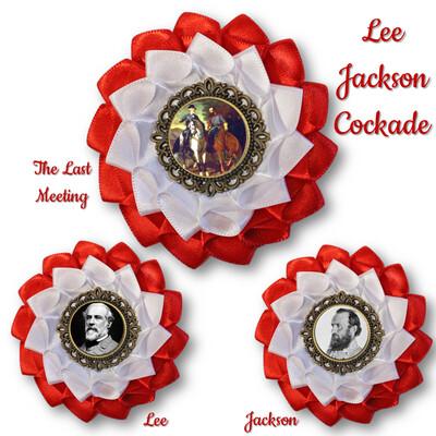 Lee Jackson Cockade