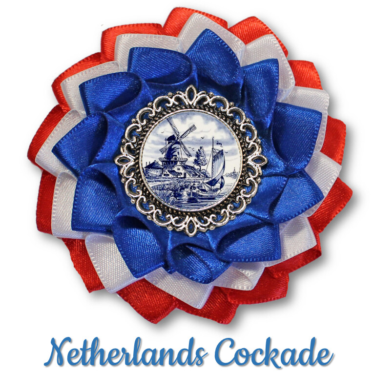 Netherlands Cockade