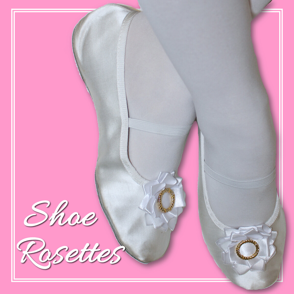 Shoe Rosettes