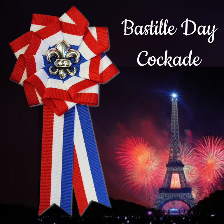 Bastille Day Cockade