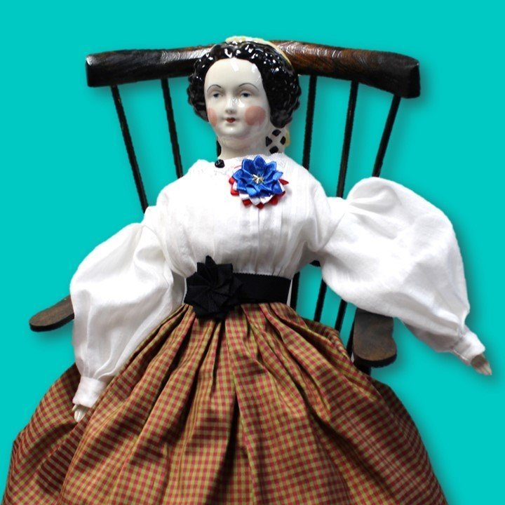 Union Doll Cockade