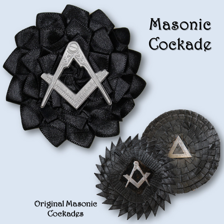 Masonic Cockade