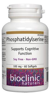 Phosphatidyl Serine by Bio Clinic