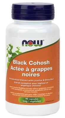 Black Cohosh by Now