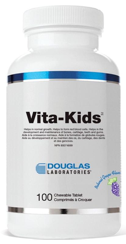 Vita-Kids Chews by Douglas Laboratories