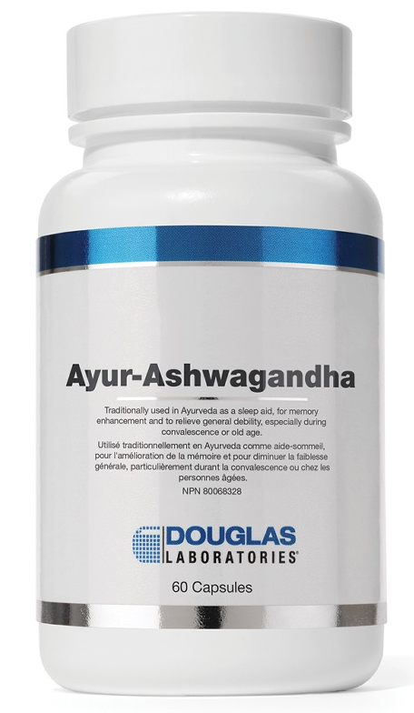 Ayur Ashwagandha by Douglas Laboratories