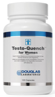 Testo-Quench (TQ) for Women by Douglas Laboratories