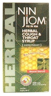Nin Jiom Cough Syrup 150ML