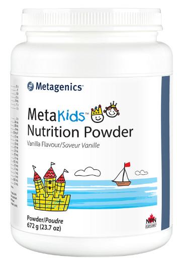 Meta Kids Nutrition Powder by Metagenics