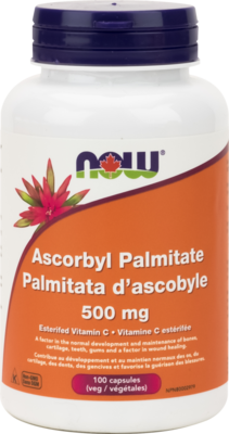 Ascorbyl Palmitate by Now
