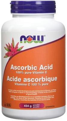 Ascorbic Acid Powder by Now