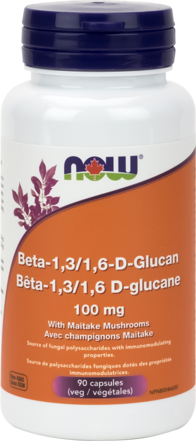 Beta-1,3/1,6-D-Glucan by Now