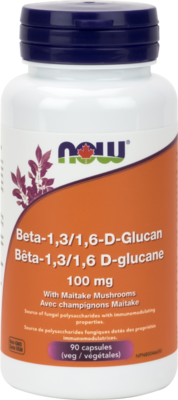 Beta-1,3/1,6-D-Glucan by Now