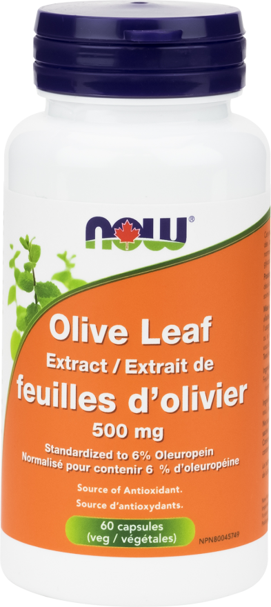 Olive Leaf Extract by Now