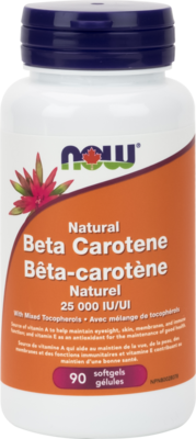 Beta Carotene by Now