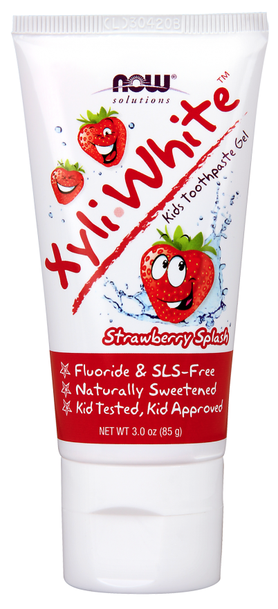 ~Xyli White Toothpaste Kids by Now