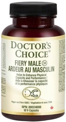 Fiery Male by Doctors Choice