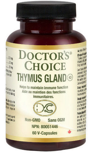 Thymus Gland by Doctors Choice