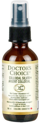 Colloidal Silver by Doctors Choice