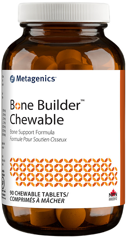 Bone Builder Chocolate Chews by Metagenics