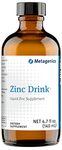 Zinc Drink by Metagenics