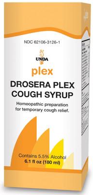 Drosera Plex Cough Syrup by Unda