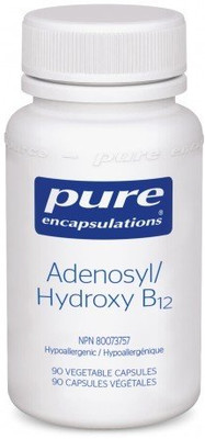 Adenosyl Hydroxy B12 by Pure Encapsulations