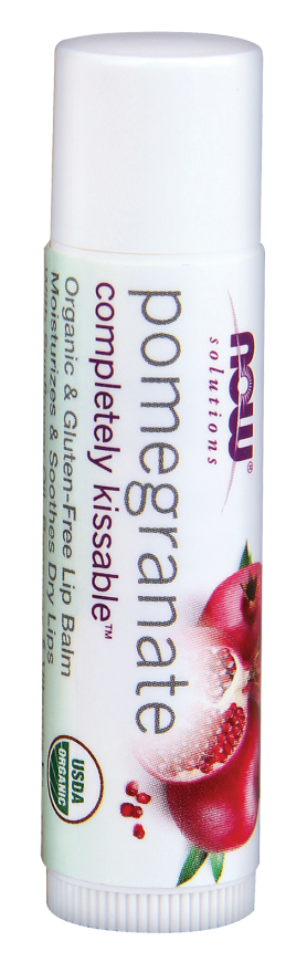 ~Lip Balm Pomegranate by Now