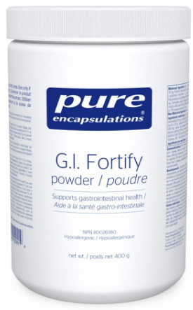 G.I. Fortify Powder by Pure Encapsulations