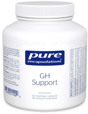 GH (Growth Hormone) Support by Pure Encapsulations