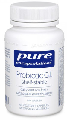 Probiotic GI by Pure Encapsulations