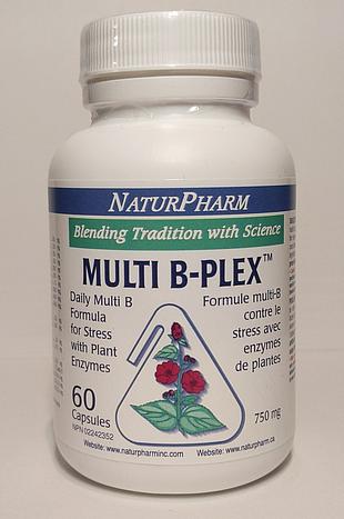 Multi B-Plex by NaturPharm