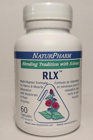 RLX Restless Legs by NaturPharm